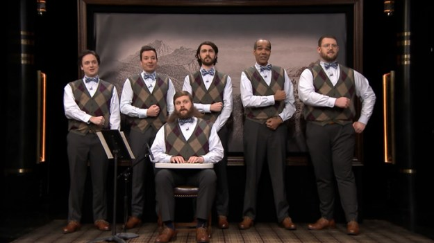 the-gentlemens-chorus-sings-good-riddance-by-green-day-on-the-tonight-show1 The Gentlemen's Chorus Sings Green Day's 'Good Riddance (Time of Your Life)' on The Tonight Show Random