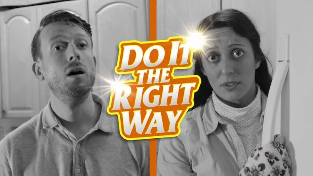 do-it-the-right-way Do It the Right Way, A Funny Parody of Infomercials Featuring People Unable to Complete Simple Tasks Random