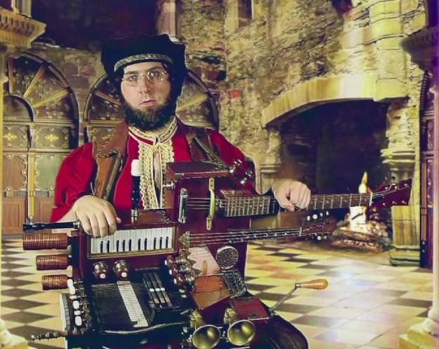 lembit-funk-shenanigan Lembit Funk Deftly Demonstrates How to Play the Shenanigan, An Ancient, Elegant, Intuitive Instrument Random