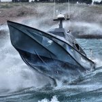 Thunder Child, An Incredible High-Speed Boat That Is Unable to Be Capsized
