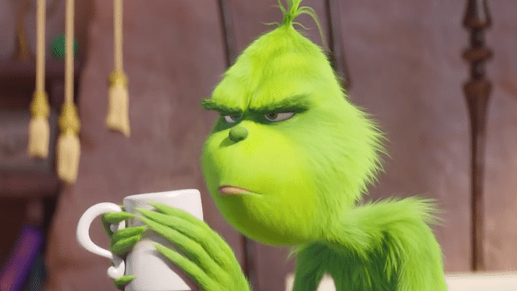 The Grinch Plans To Ruin Christmas In A Mean First Trailer