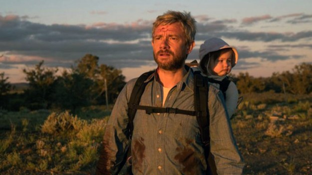 cargo Martin Freeman Has 48 Hours to Save His Daughter in the First Trailer for Netflix's Zombie Film 'Cargo' Random