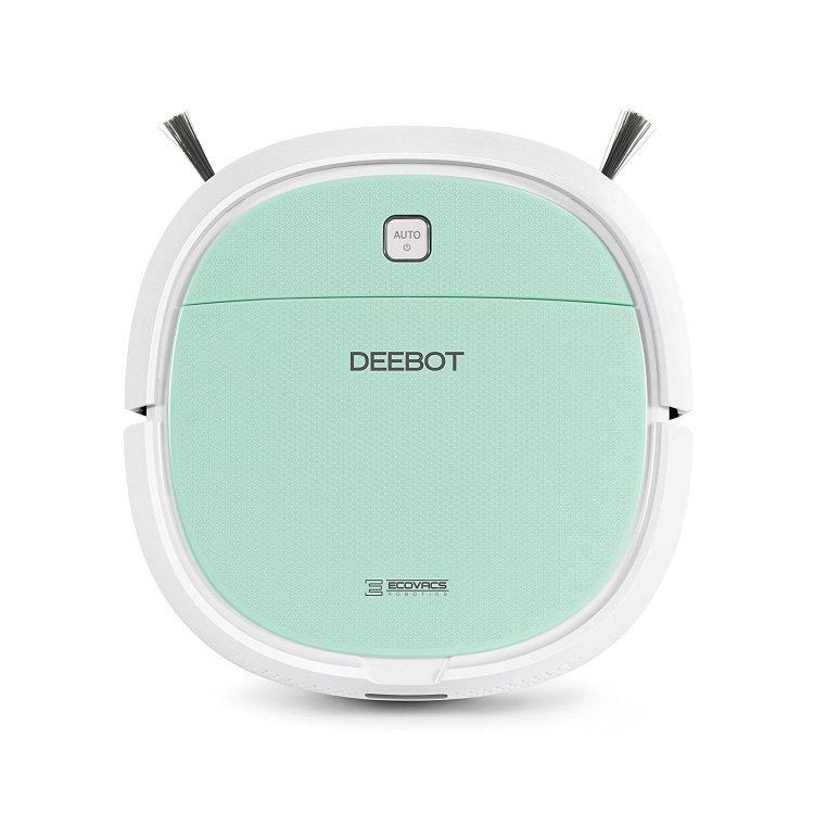 deebot-mini2 Powerful ECOVACS Mini Robotic Vacuum Cleaner That Can Be Easily Controlled With a Smartphone Random