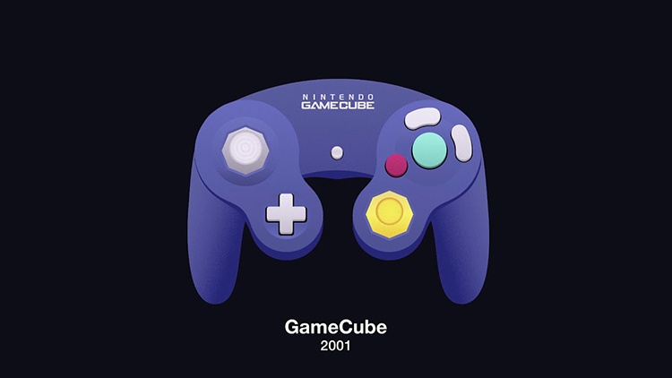 history-of-game-controllers The History of Video Game Controllers Random