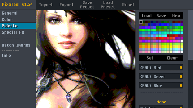 pixatool PixaTool, An App That Transforms Images and Videos Into Pixel Art Random
