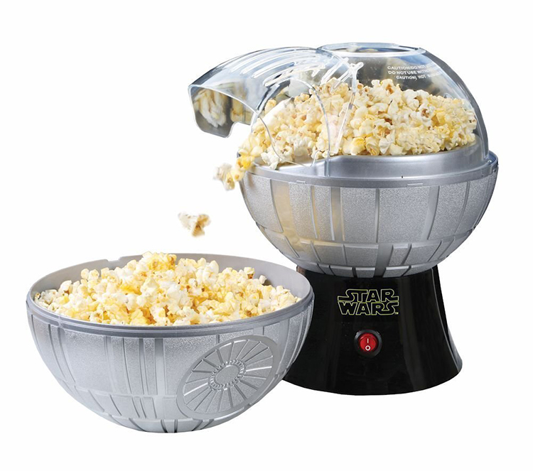 star-wars-death-star-popcorn-maker-7 Star Wars Death Star Popcorn Maker Random