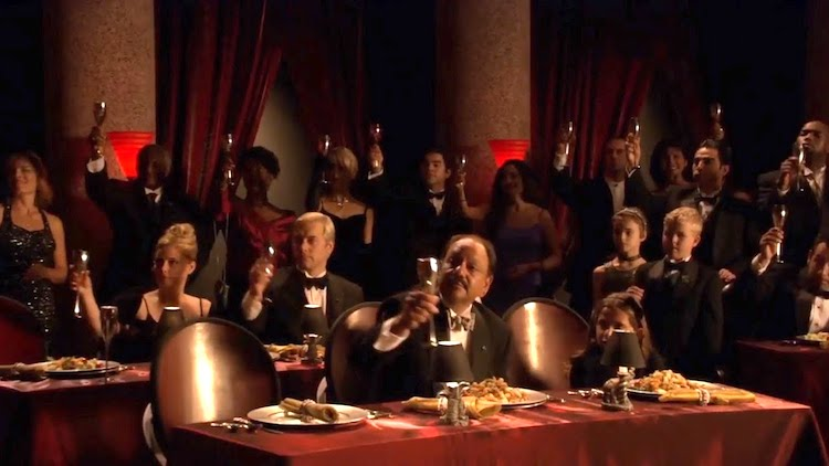 toast1 How 'Toast' Became Synonymous With Pithy Speeches, Clinking Glasses and Consuming Alcohol Random