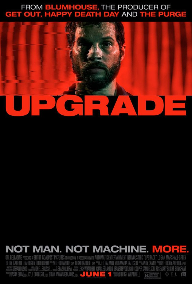upgrade A Computer Chip Turns a Paralyzed Man Into a Revenge Seeking Warrior in the Trailer for 'Upgrade' Random
