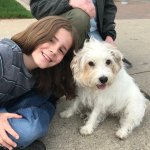 Nine Year Old Boy Has a Twitter Account Where He Documents Every Dog He's Ever Petted