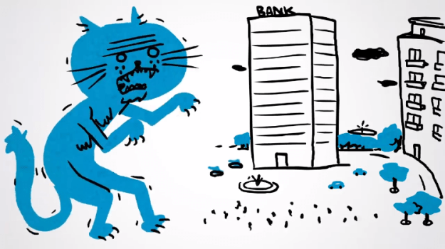 Army-of-Giant-Cats-Riddle How to Solve a Riddle That Saves the City From Dr. Schrödinger's Planned Army of Giant Cats Random