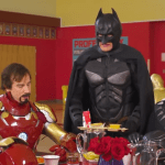 A Frustrated Batman Tries to Leave DC Comics In Order to Get a Seat at the Marvel Avengers Table