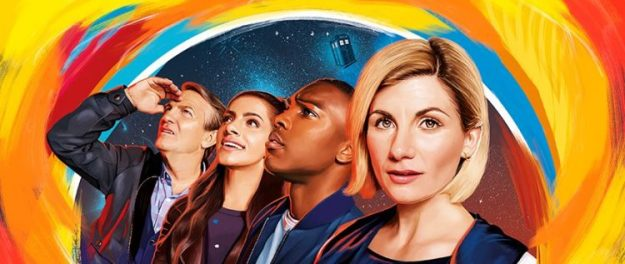 Doctor-Who-Team-e1532099442182 A Nascent 13th Iteration of Doctor Who Assembles Her New Team of Traveling Companions Random