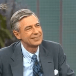 Mister Rogers Explains to an Oprah Winfrey Show Audience Member Why He Doesn't Lose His Temper