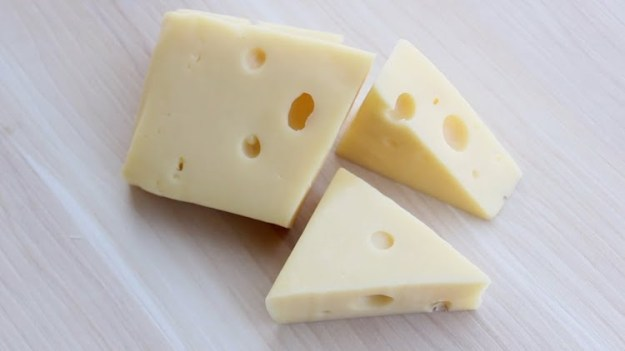 Holes-in-Swiss-Cheese Why There Are Holes in Swiss Cheese Random