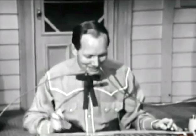 Pete-Drake-Talk-Box-Talking-Steel-Guitar Legendary Musician Pete Drake Plays His 'Talking Steel Guitar' on 'The Jimmy Dean Show' in 1964 Random