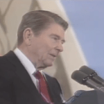 Ronald Reagan Quips 'Missed Me' in West Berlin Speech When a Popped Balloon Sounds Like Gunfire