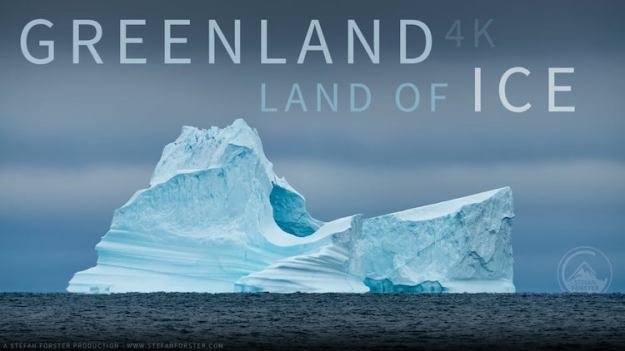 Greenland-Land-of-Ice-Stefan-Forster A Gorgeous But Heartbreaking Video Tour of the Quickly Retreating Glaciers of a Warmer Greenland Random