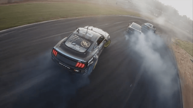 High-Speed-Drift-Drone-Footage Amazing Adrenaline Fueled FPV Footage From Chase Drones Filming Rally Cars Drifting Around Race Tracks Random