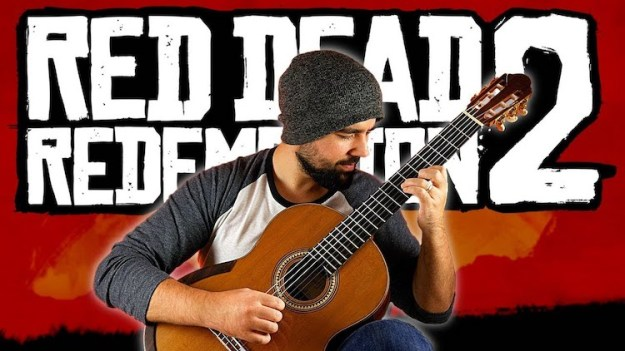 Red-Dead-Redemption-2-Beyond-Guitar-Nathan-Mills A Quietly Beautiful Classical Guitar Medley of Songs From the Soundtrack of 'Red Dead Redemption 2' Random