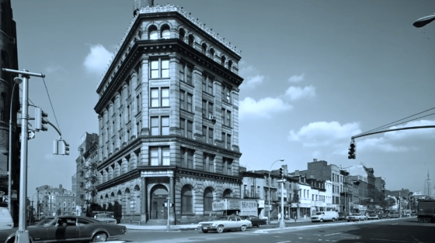 The-Bank-1966 A Beautiful Film About Photographer Jay Maisel Moving Out of His Legendary Bowery Bank Home of 48 Years Random