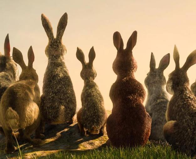 Watership-Down-BBC-One-Series-Netflix The Classic Richard Adams Book 'Watership Down' Adapted as Animated Series for BBC One and Netflix Random