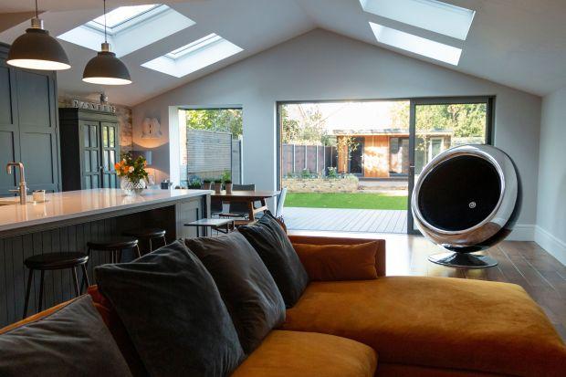 BAe 146 Cowling Chair Sofa
