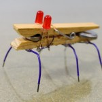 How to Make a Mini Robotic Bug From Household Items