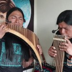 Gorgeous Cover of the Simon and Garfunkel Song 'The Sound of Silence' Played on Pan Flute and Quenacho