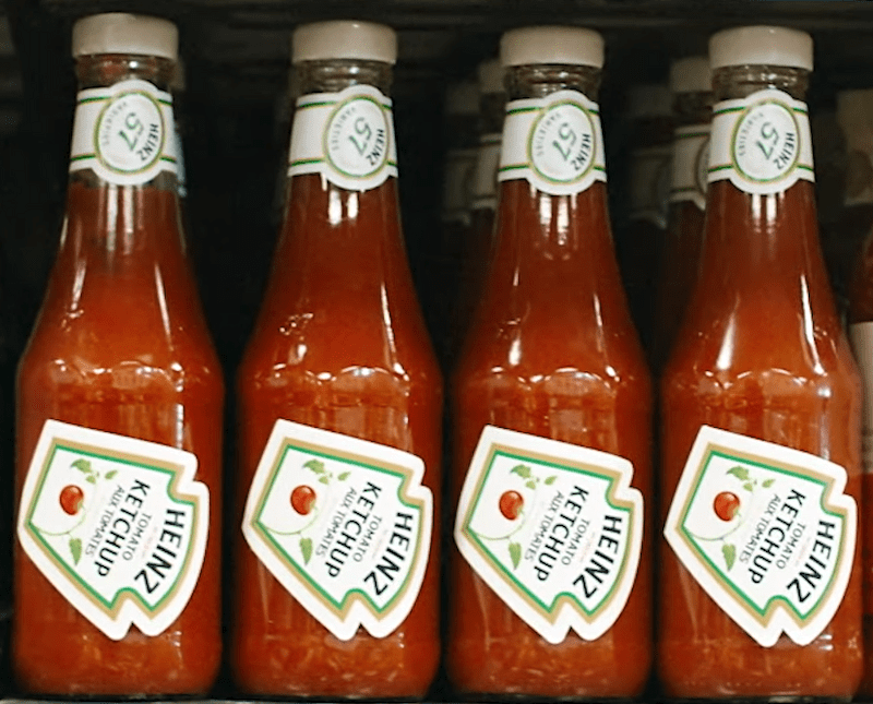 Heinz Ketchup Pour Perfectly in Store