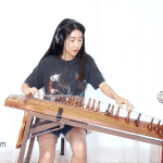 'Voodoo Child' Played on Traditional Korean Gayageum