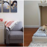 A Handy Fold Out Murphy Bed For Dogs