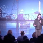 Stand-Up Comic Tells an Amusing Story About What Happened After His Walter White T-Shirt Faded