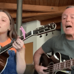 Curt Smith and Daughter Diva Perform a Haunting Acoustic Duet of 'Mad World' by Tears for Fears