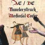 Musician Performs Badass Medieval Cover of the AC/DC Song 'Thunderstruck' on Mandola and Accordion