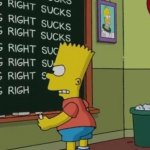 A Nostalgic Look at Bart Simpson's Chalkboard Gags