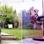 Demonstrating Various Ways That Different 'Dungeons & Dragons' Character Classes Use a Bow and Arrow