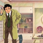 Legendary Detective 'Columbo' Reimagined As Anime