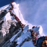 Mountaineers Share What It Is Like Waiting In the Long Lines to Reach the Summit of Mount Everest