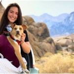 Nomadic Woman Shares What It's Like to Live Out of Her Car With Her Dog While Traveling Across the US