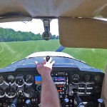 Student Pilot Who Loses Power on a Single Engine Plane Calmly Makes an Emergency Landing
