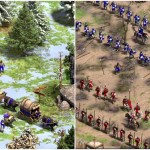 A Villager From 'Age of Empires II' Takes a Photo of Himself Every Year in the Same Spot for 100 Years
