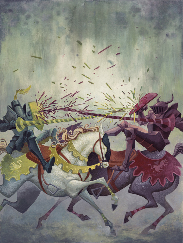 Clash by Laura Bifano