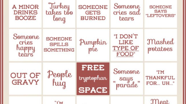 a video essay exploring dysfunctional thanksgiving family dinners  thanksgiving bingo cards to play your dysfunctional family