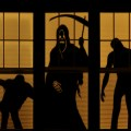Haunted house silhouette template images amp pictures becuo
