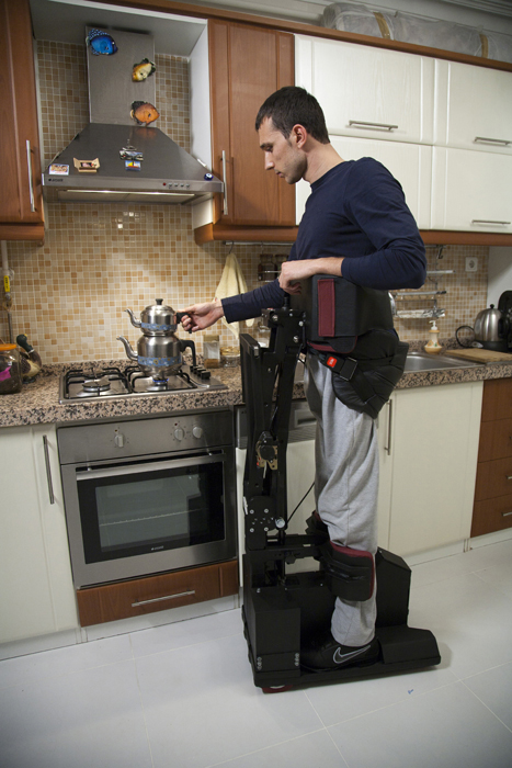 Amazing TEK Robotic Mobility Device for People with Paraplegia
