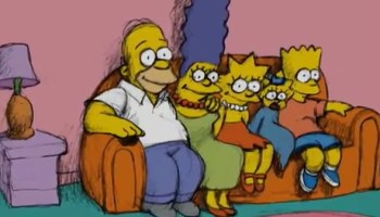 Swell Film Noir The Simpsons Couch Gag Opening By Bill Plympton Unemploymentrelief Wooden Chair Designs For Living Room Unemploymentrelieforg