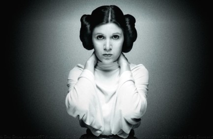 Image result for carrie fisher as princess leia