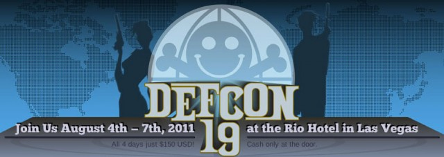 DEF CON 19 Hacking Conference