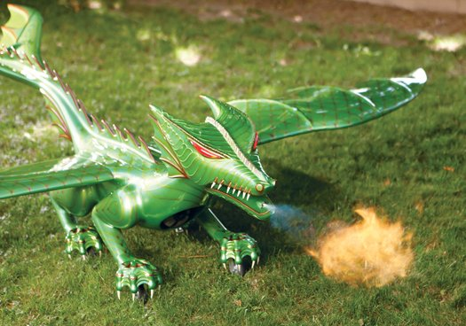 Mythical Beast jet powered r/c dragon