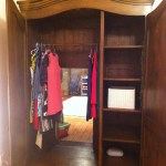 A Secret Narnia Playroom Located Inside a Wardrobe